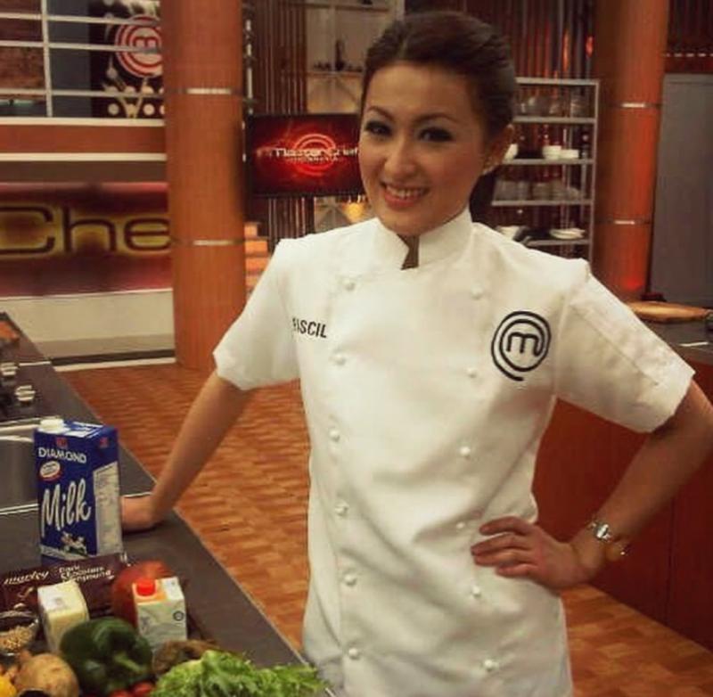 Kwikku, Untuk kamu yang mungkin lupa inilah chef Priscil saat ia masih menjadi kontestan ajang Master Chef disalah satu stasiun TV