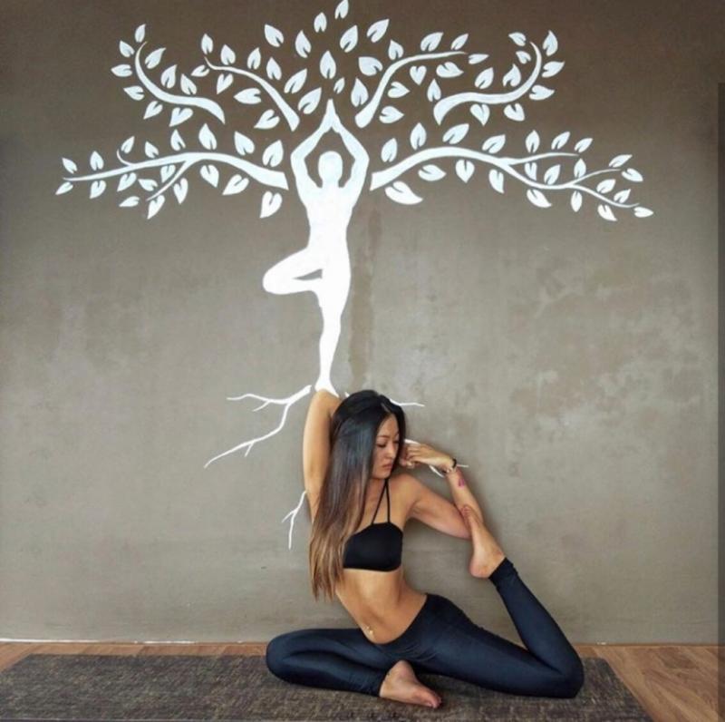 Kwikku, Chef Priscil juga selalu menjaga bentuk tubuhnya dengan berolahraga dan melakukan yoga