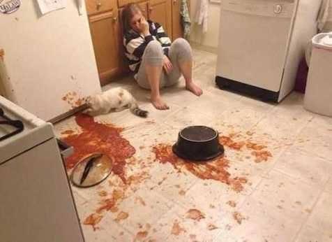 Kwikku, Well pelakunya sudah ketahuan kok gaes Tapi tetap saja bikin kesal karena harus membereskan kekacauan ini