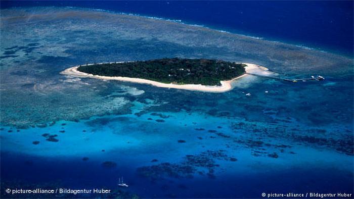 Kwikku, Meskipun merupakan benua terkecil di dunia Australia memiliki garis pantai  km yang menempatkannya menjadi negara dengan garis pantai terbesar nomor  di dunia