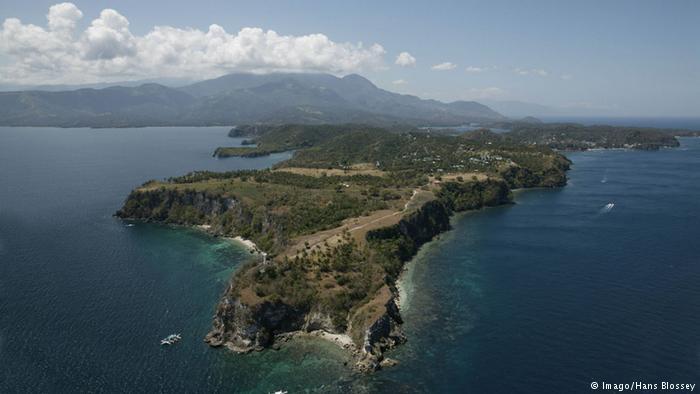 Kwikku, Garis pantai Filipina mencapai  km karena gabungan dari garis pantai pulaupulaunya