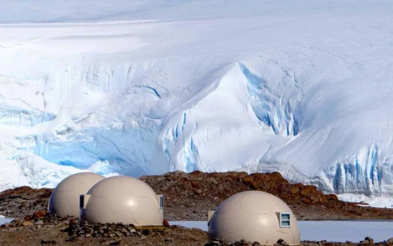 Kwikku, White Desert Perjalanan Hebat ke Antartika