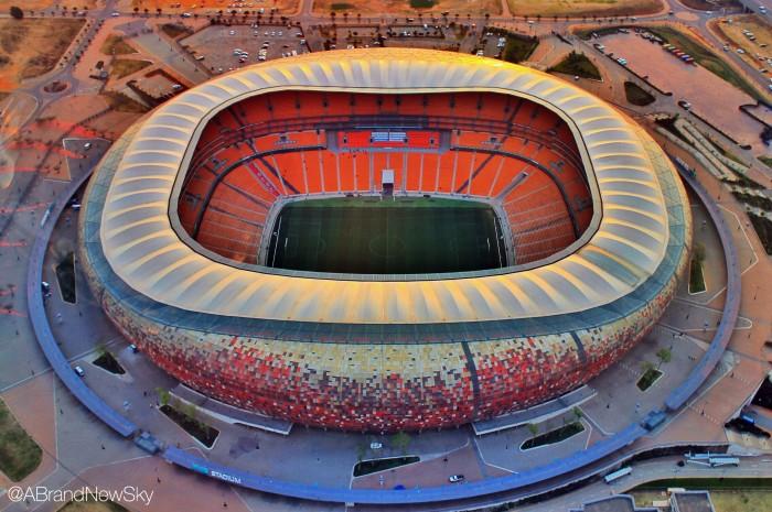 Kwikku, FNB Stadium