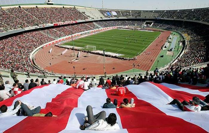 Kwikku, Azadi Stadium