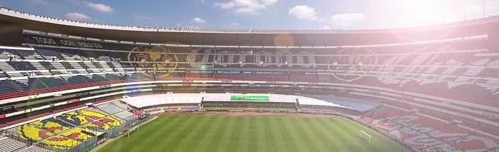 Kwikku, Estadio Azteca