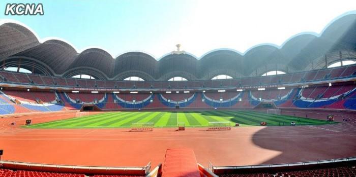 Kwikku, Rungrado May Stadium