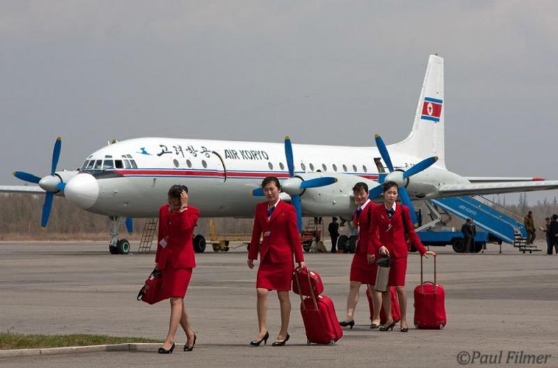 Kwikku, Jika yang lainnya berlomba menawarkan layanan terbaiknya maskapai Koryo asal Korea Utara malah menawarkan layanan terburuknya Menurut Skytrax para pramugari di maskapai ini tidak bisa berbaha Inggris dan sudah tua tidak ada majalah sistem pendingin m