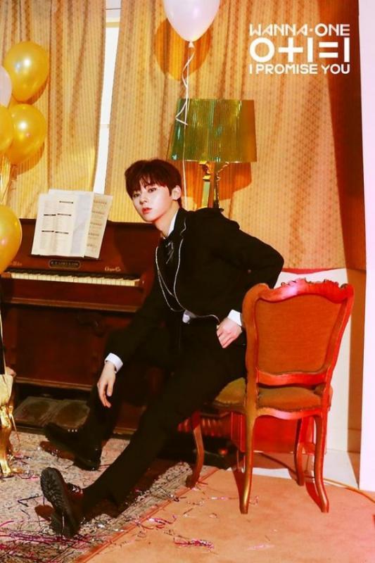 Kwikku, Jangan tertipu dengan wajah mungil Minhyun Wanna One Ia memiliki tinggi badan  cm
