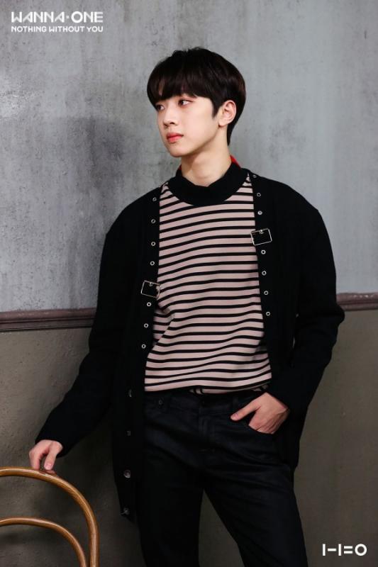 Kwikku, Meskipun jadi member termuda di Wanna One tinggi badan Guanlin mencapai  cm