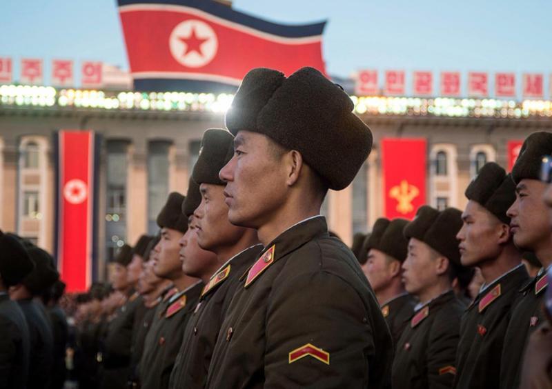 Kwikku, Korea Utara