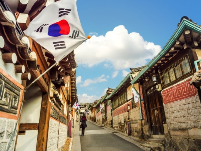 Kwikku, Korea Selatan