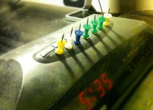 Kwikku, Cara ini jamin kamu melek kalau mematikan bunyi alarmnya