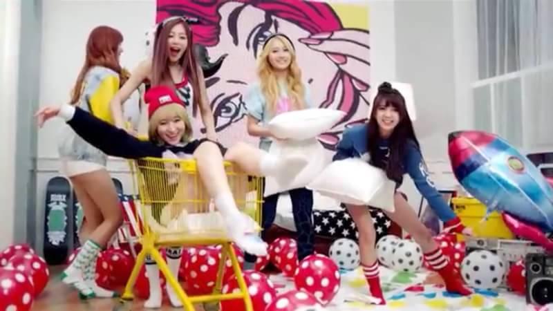Kwikku, JiU SuA Siyeon Yoohyeon dan Dami Dreamcatcher