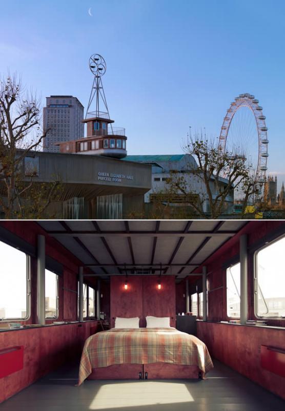 Kwikku, Selanjutnya ada A Room for London yang merupakan hotel satu kamar dan hanya membolehkan tamunya menginap selama satu malam saja
