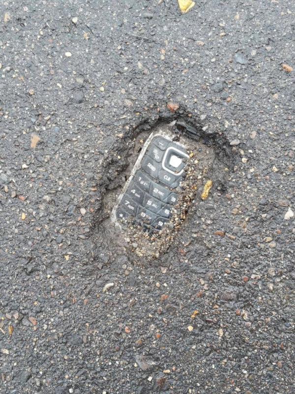 Kwikku, Mungkin nggak ya kalau ponsel ini bisa hidup lagi