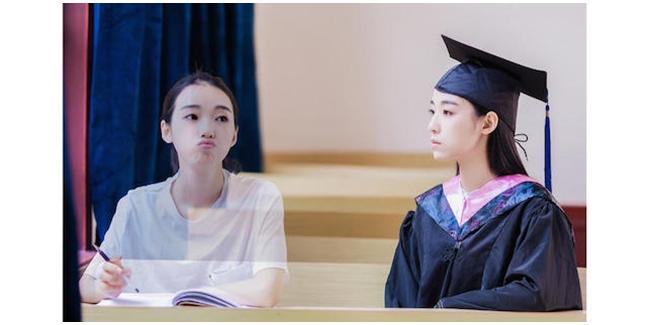 Kwikku, Ada juga yang mengedit fotonya dengan menambahkan ilusi foto saat masih mengikuti pelajaran di kelas Kok jadi baper ya