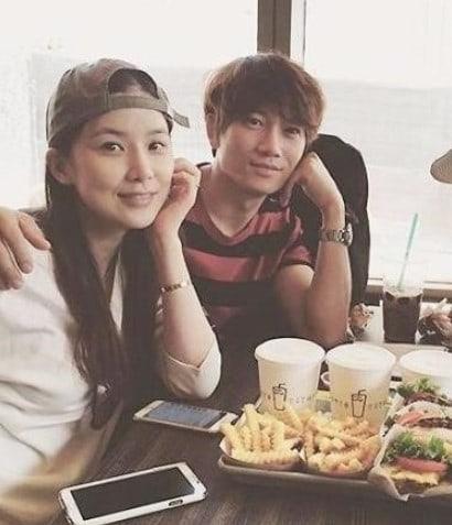 Kwikku, Untuk menunjukkan supportnya kepada sang istri Ji Sung sering kali datang ke lokasi syuting Lee Bo Young