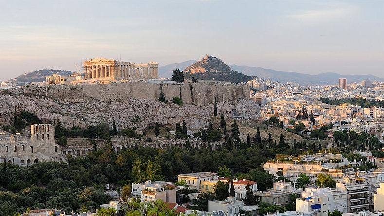 Kwikku, Athena yang merupakan ibu kota Yunani menjadi salah satu yang tertua di dunia karena dihuni pada  SM Kota ini dikenal sebagai pusat seni ilmu pengetahuan dan filsafat