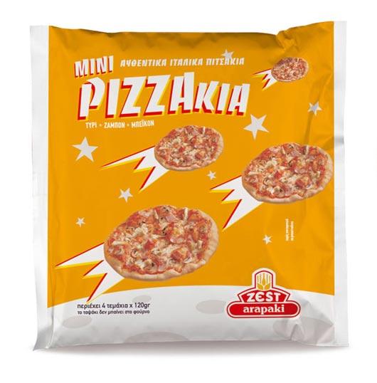 Kwikku, Bahkan ada juga yang memiliki desain seperti snack yang crunchy abis