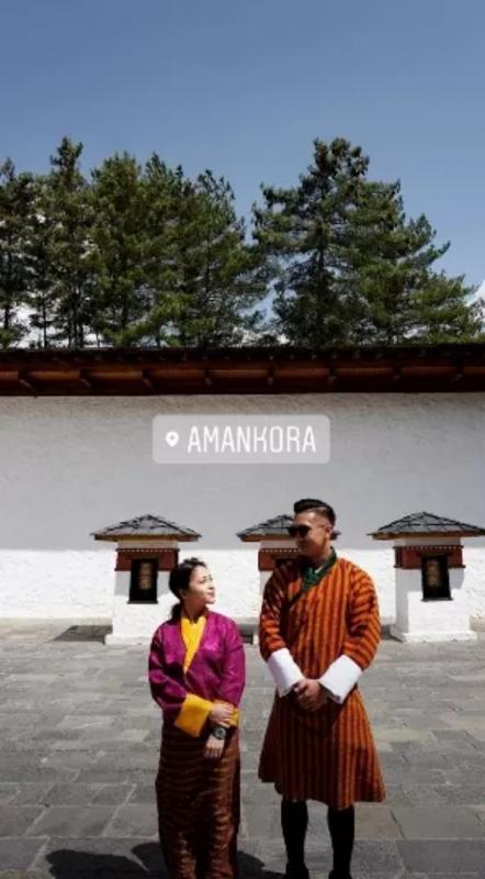 Kwikku, Nikita Willy dan Indra Priawan memang dikenal sebagai pasangan traveler ya Mereka kerap berlibur keluar negeri bersama