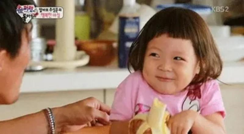 Kwikku, Inilah penampilan awal kemunculan Choo Sarang Ia merupakan bayi menggemaskan dengan tingkahnya yang sering bikin orang dewasa nyengir sendiri
