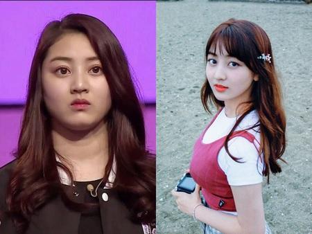 Kwikku, Saat menjadi kontestas di kompetisi SIXTEEEN Jihyo TWICE terlihat memiliki pipi yang sedikit gemuk Tapi ia berhasil diet sehingga langsing seperti saat ini
