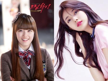 Kwikku, Drama fenomenal DREAM yang dibintangi Suzy saat itu adalah bukti bahwa idol cantik ini berhasil menurunkan berat badannnya