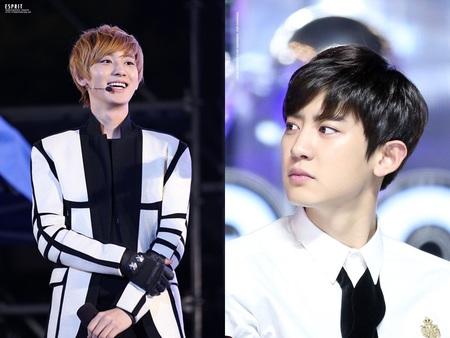 Kwikku, Diawal debutnya Chanyeol EXO terlihat seperti cowok polos yang manis dengan pipinya yang berisi Kemudian ia berhasil tumbuh dengan macho