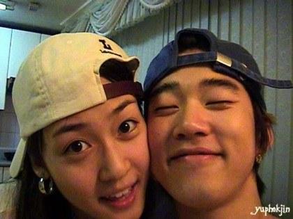 Kwikku, Foto ini adalah bukti bahwa Sung Yuri Fin KL dan Yoon Kye Sang god pernah berpacaran meskipun saat ini mereka telah menjalani kehidupan sendirisendiri
