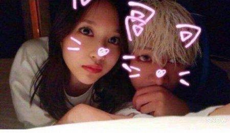 Kwikku, Seorang penggemar telah menyebarkan foto Mina TWICE dan Bambam GOT Agensi JYP memberi klarifikasi bahwa mereka hanya berteman biasa