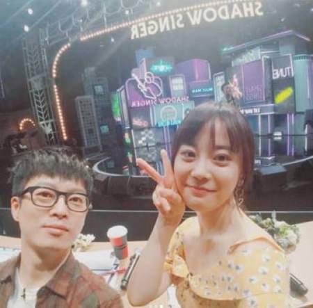 Kwikku, Selanjutnya ada pasangan yang baru saja mengumumkan kisah kasihnya Heo Young Ji KARA dan Ha Hyun Woo Guckkasten terpaut usia  tahun