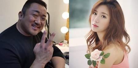 Kwikku, Bintang Train to Busan Ma Dong Seok saat ini telah mengencani artis cantik Ye Jung Hwa Meskipun mereka terpaut jarak usia  tahun hubungan mereka masih terjalin dengan manis