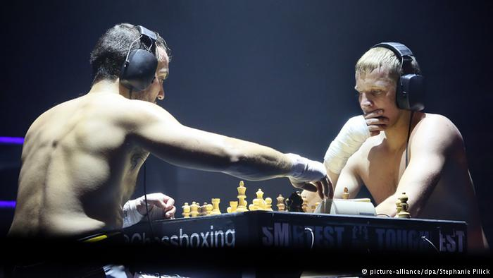 Kwikku, Chess Boxing