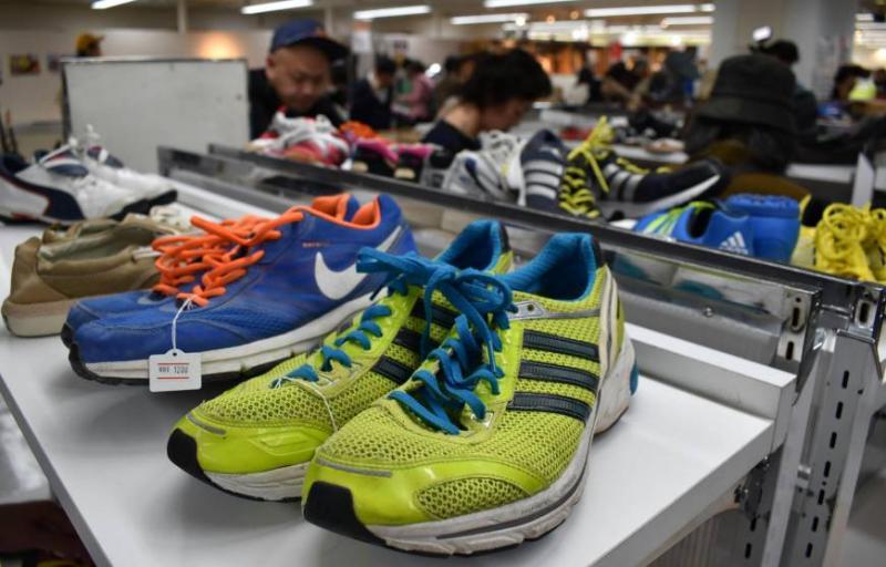 Kwikku, Ada juga sepatu dengan brand ternama yang hilang bisa jadi harganya juga mahal nih