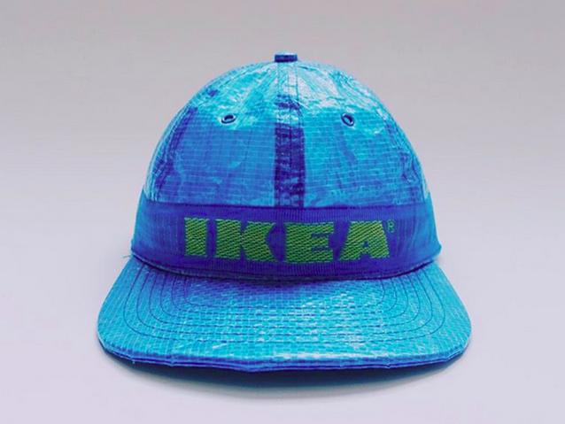 Kwikku, Kemunculan topi IKEA pada awal Mei tahun  lalu sempat membuat netizen heboh Pasalnya topi ini seperti berbahan dasar dari kantong plastik IKEA Meskipun demikian koleksi ini merupakan karya dari brand Pleasure yang berkolaborasi dengan Chinatown Mar