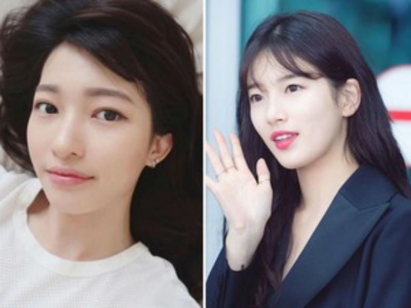 Kwikku, Cindy Thefannie sempat mencuri perhatian netizen karena wajahnya yang mirip dengan Bae Suzy Wanita yang merupakan Youtuber ini mengaku senang karena memiliki kesamaan dengan artis Korea tersebut