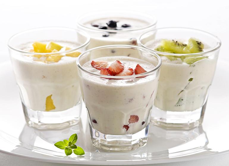 Kwikku, Yoghurt