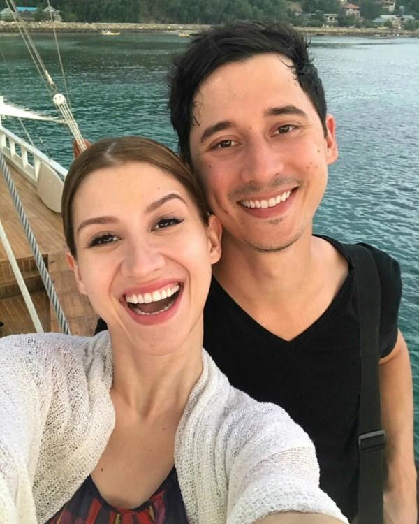 Kwikku, Banyak orang yang mengira Nino dan Milene Fernandez adalah pasangan Jangan salah lagi ya Mereka ini kakak beradik gaes