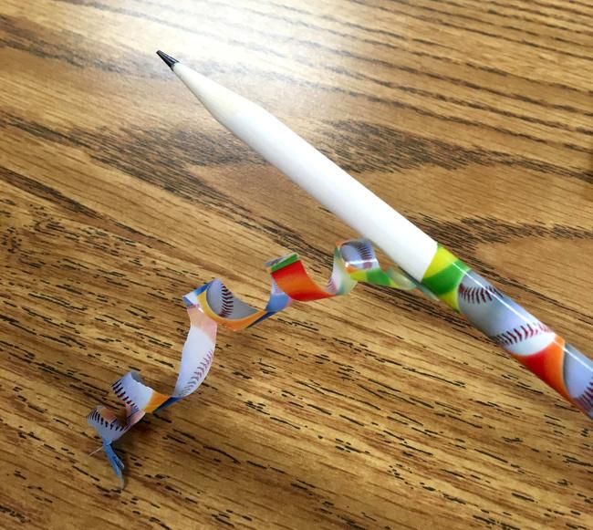 Kwikku, Sudah baik untuk meminjamkan pensil ke teman tapi malah dirusak seperti ini