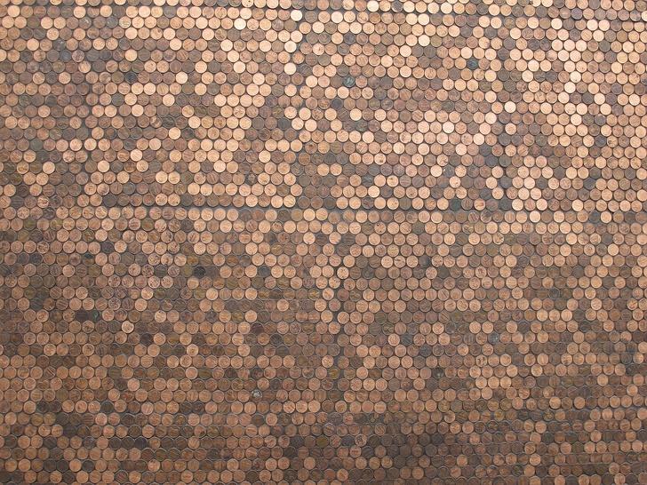 Kwikku, Susunan uang logam