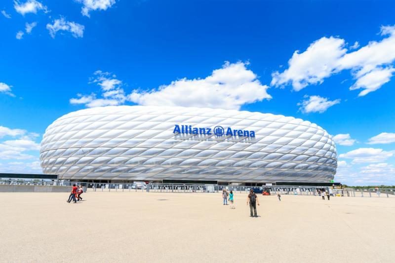 Kwikku, Bayern Muenchen Allianz Arena Stadium