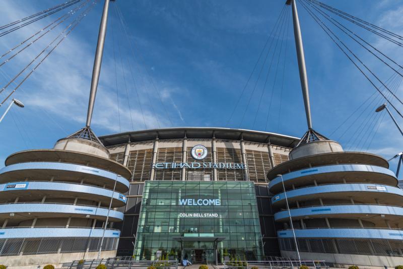 Kwikku, Manchester City Etihad Stadium