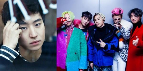 Kwikku, GD sempat salah tingkah saat Lee Je Hoon mengaku mengaguminya di acara Infinity Challenge Bahkan keduanya juga sempat bertukar nomor Hp