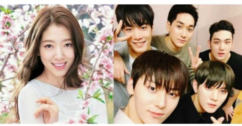 Kwikku, Dalam acara Little House in The Woods Park Shin Hye sempat memperlihatkan berbagai koleksi dari album idol seperti NUEST WANNA ONE Ren JR Minhyun Baekho dan Aron