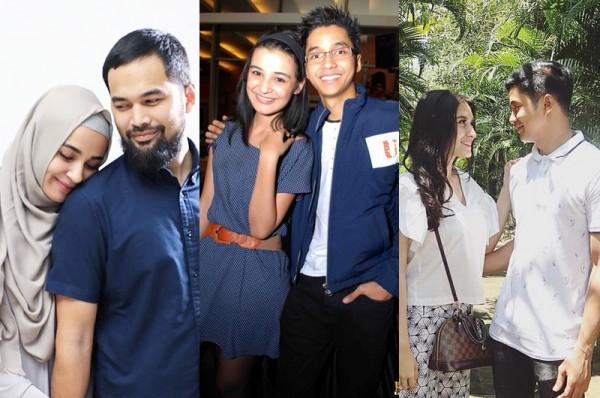 Kwikku, Adly Fairuz dan Shireen Sungkar pernah menjadi pasangan yang pernah diharapkan untuk menikah Hubungan mereka harus putus setelah  tahun berpacaran