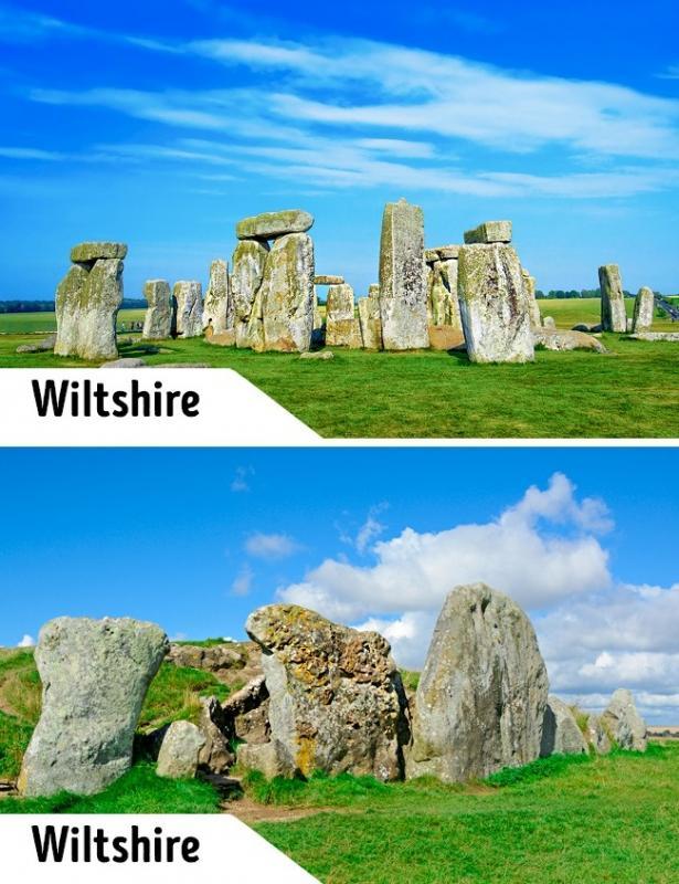 Kwikku, Jajaran batu misterius Stonehenge juga punya kembaran yang jaraknya hanya  km saja dengan nama Avebury