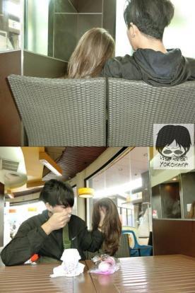 Kwikku, Nah kali ini dia menggunakan rambut palsu sebagai propertinya
