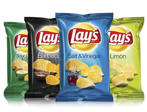 Kwikku, Dimulai dari posisi ke ada snack Lays dengan consumer reach points yang mencapai  juta Saat ini Lays telah menjangkau  juta rumah tangga dari seluruh dunia