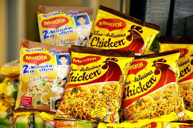 Kwikku, Maggi memperoleh consumer reach points sebesar  juta Produk ini merupakan salah satu brand terlaris yang diproduksi oleh Nestle