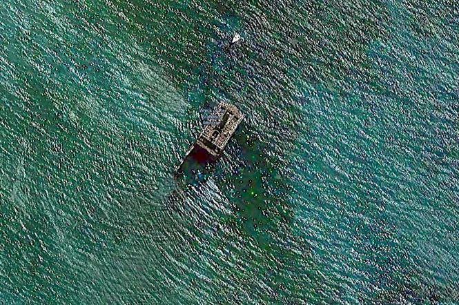 Kwikku, Selanjutnya ada penampakan kapal SS Fransisco Morazan yang tenggelam karena badai salju di danau Michigan pada tahun